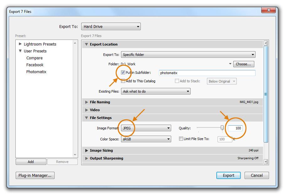 how to open panasonic files in lightroom 5