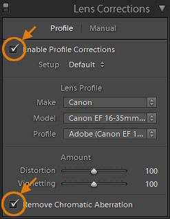tutorial-lens correction