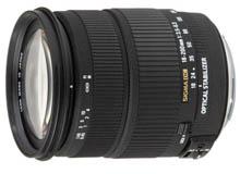 Sigma 18-200mm F3.5-6.3 OS