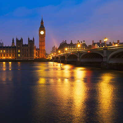 Top 5 photography spots in London