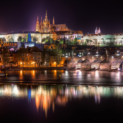 Top 5 photography spots in Prague