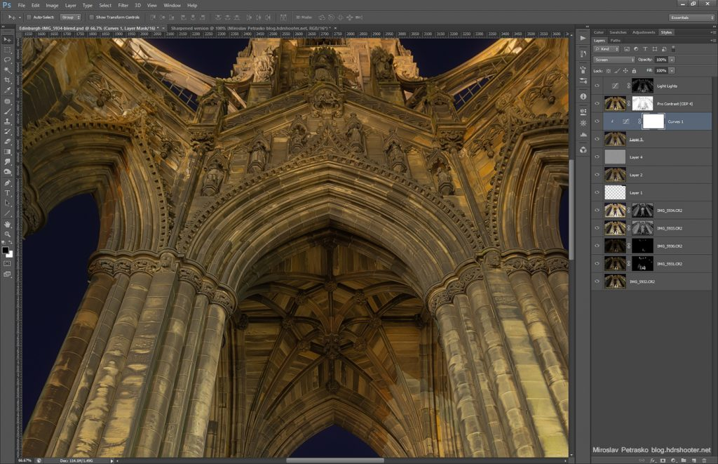 The-Scott-Monument-process