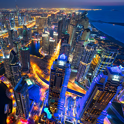 Top 5 photography spots in Dubai