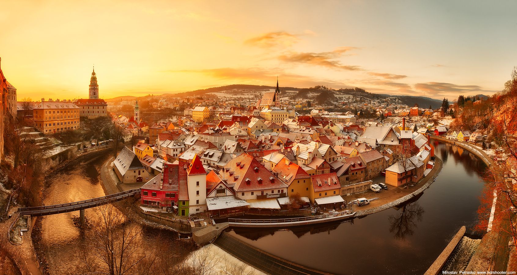 Best Small Towns To Visit Top 5 Photography Spots Cesky Krumlov Hdrshooter