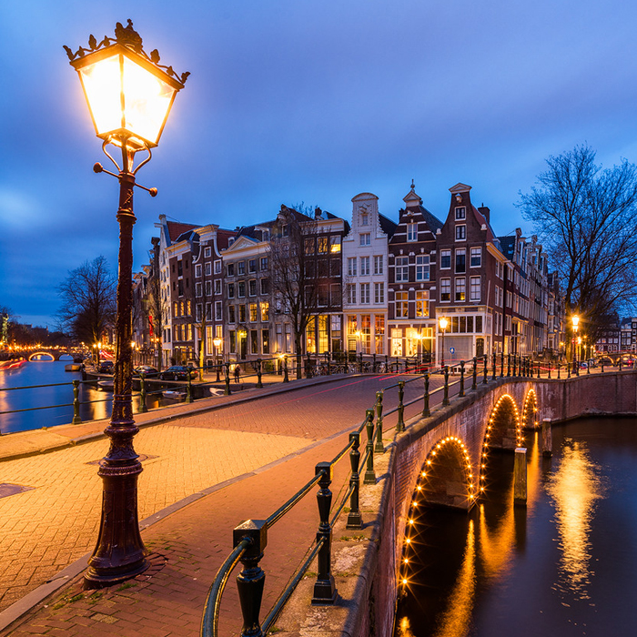 Top 5 photography spots in Amsterdam