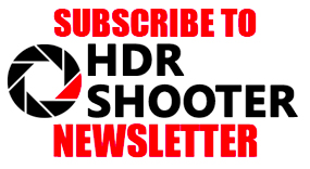 Subscribe to HDRshooter Newsletter