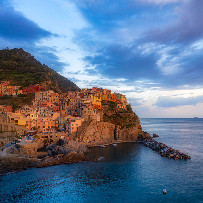 Top 5 photography spots in Cinque Terre