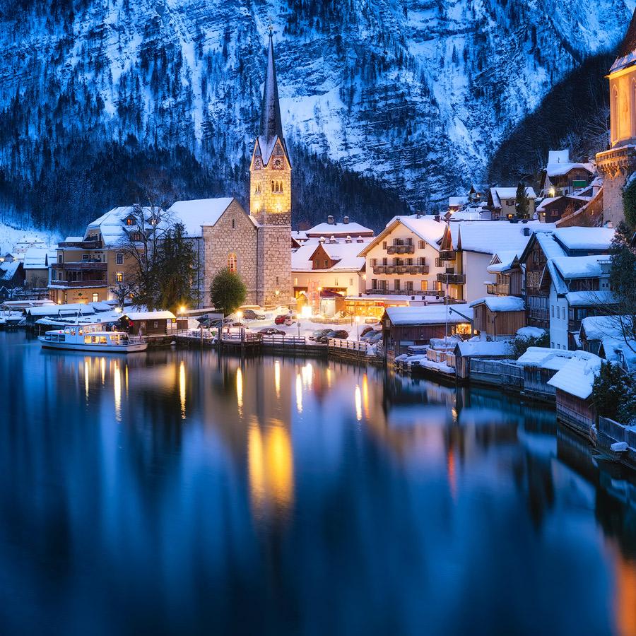 Top photography spots in Hallstatt